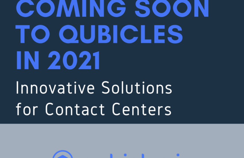 Coming Soon to Qubicles in 2021